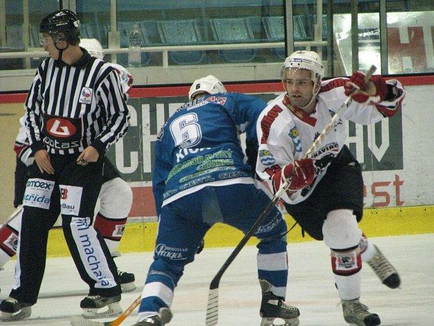 Havířov po sedmi porážkách konečně zabral a porazil Medvědy z Berouna.