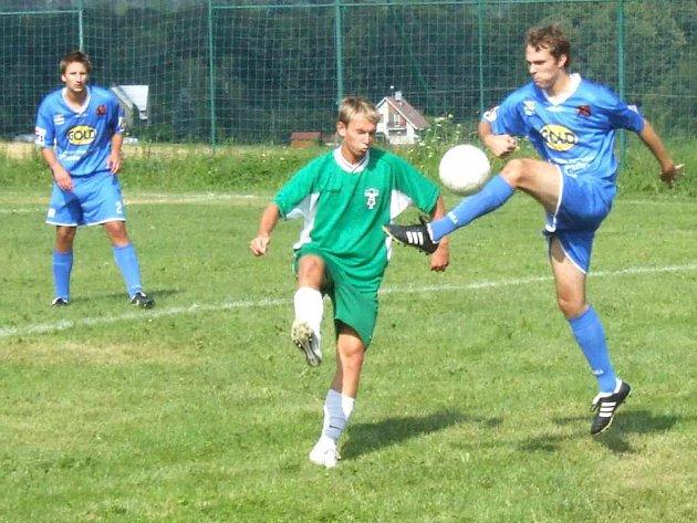 Fotbalisté MFK Havířov prohráli s třetiligovou Karvinou 0:3.