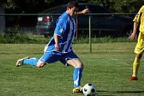 Bohumínští fotbalisté na závěr sezony remizovali v derby s Petrovicemi.