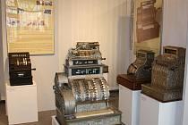 V orlovské výstavní síti Muzea Těšínska probíhá až do května výstava historických registračních pokladen.