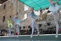 Studenti ostravské konzervatoře se představili na Slezskoostravském hradě