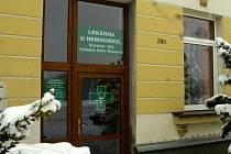Výdejna léků ve Stonavě