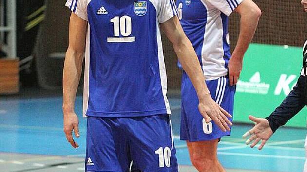 Volejbalisté Havířova mají v kapse důležitou výhru z Brna.