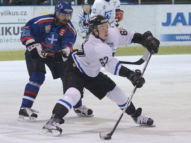 Hokejisté Havířova prohráli v Brně.