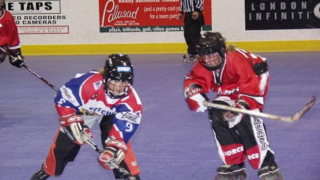 In line hokejové soutěže se naplno rozběhly.