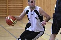 Lubomír Oswald a jeho spoluhráči na závěr roku prohráli s VŠB Ostrava.
