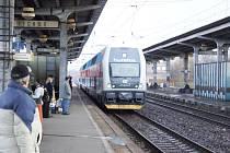 Vlakové nádraží v Havířově