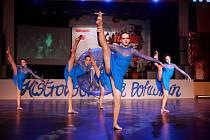 Mistrovstí republiky v tancích v Bohumíně.