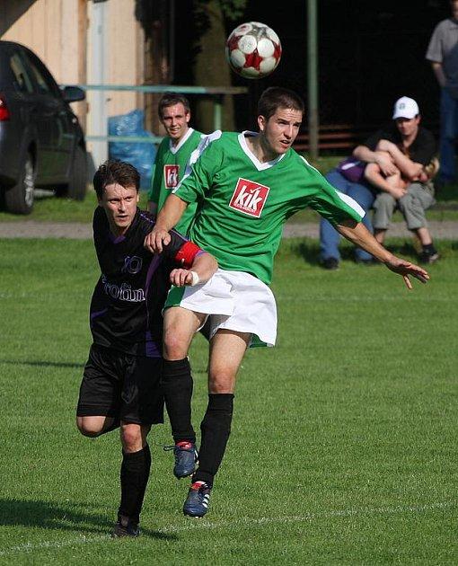 Fotbalisté Doubravy vyhráli vlastní turnaj.