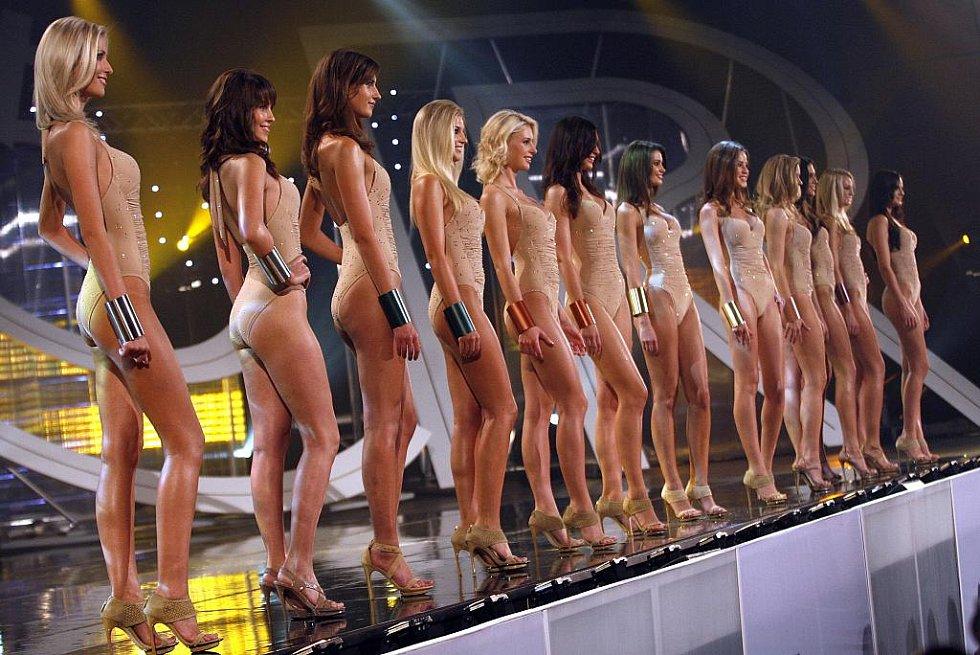 Finále soutěže Miss České republiky 2009 v pražském Clarion Congress Hotelu.