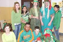 Žáci ze Základní školy Mánesova si včera užívali pohádkového Zeleného dne.