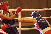 Karviná hostila boxerský šampionát mužů i žen.