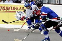 Hokejbalisté Havířova dostali osmičku.