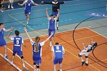 Volejbalisté Havířova se v předkole play off rozehráli a teď si na Zlín věří.