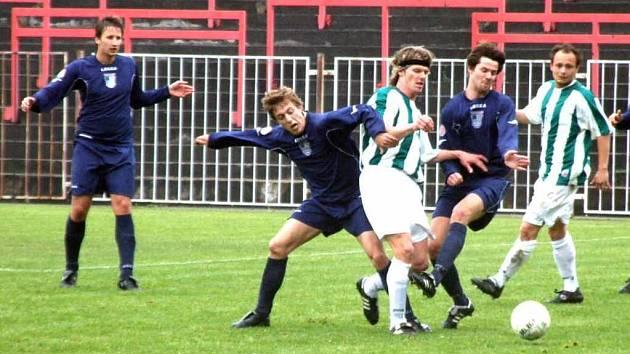 Fotbalisté MFK Havířov stále bojují o druhou příčku.