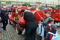V Českém těšíně slavili dobrovolní hasiči o víkendu výročí 140 let založení sbotu v Těšíně a 90 let v Českém Těšíně.