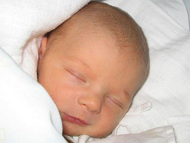 Vojtíšek Polák je druhé dítě paní Simony Polákové z Rychvaldu, které se narodilo 7. ledna. Když Vojtíšek přišel na svět, vážil 3030 g a měřil 48 cm. Sestřička Vendulka se na brášku moc těší.