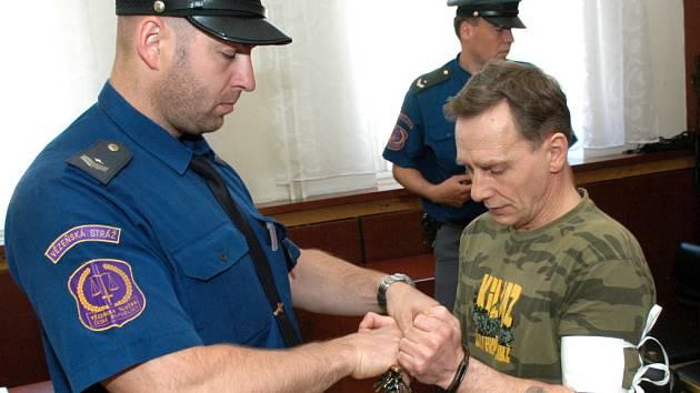 Jaroslava Horáka čeká další mnohaletý pobyt za mřížemi.