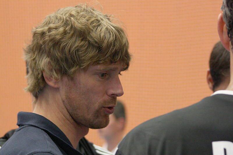Trenér Jakub Zvolánek si odbyl na lavičce trenérskou premiéru.