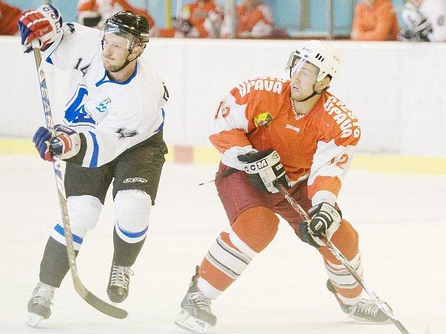 Havířovští hokejisté svedou dnes poslední přípravný zápas.
