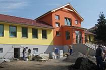 Rychvaldská radnice se stará, rekonstrukcí prošla i mateřská škola