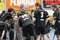 Florbalisté Havířova se v domácích zápasech proti Pardubicím pokusí vyrovnat sérii o udržení.