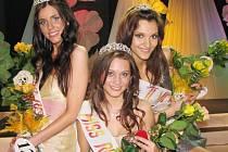 Vítězky MISS RENETA ročníku 2008