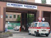 Ředitel havířovské nemocnice Jan Ferenc