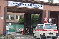 Nemocnice v Karviné-Ráji