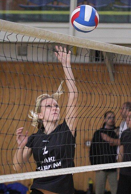 Karvinská děvčata vyhrála v Břeclavi.