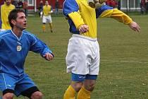 Stonavští fotbalisté doma nečekaně zkolabovali se Starou Bělou.