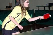 Stolní tenistky Baníku Havířov prohrály rozhodující zápas sezony, takže už se pomalu mohou chystat na nižší soutěž. Jeden z mála bodů vybojovala Hana Zelcová.
