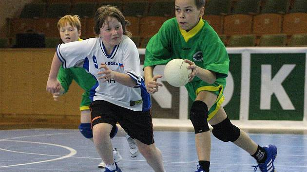 Mládežníci uzavřeli první polovinu svých soutěží.