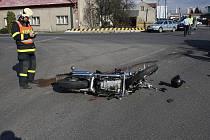 Tragická dopravní nehoda se stala v neděli odpoledne v Bohumíně.