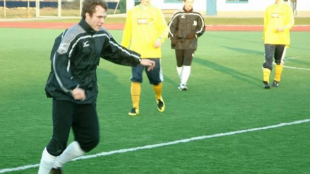 Fotbalisté MFK Havířov na turnaji ve Vítkovicích tentokrát nehráli.