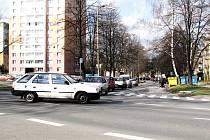 Jednou z jednosměrek bude Moskevská ulice.