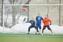 Fotbalový Refotal Cup skončil. Vyhrála jej Orlová, která v rozhodujícím duelu porazila pořádající Albrechtice 4:2. Druhé skončily domácí Albrechtice, třetí Dolní Lutyně.