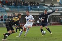 Dětmarovičtí fotbalisté týden po výhře v derby neuspěli v Jakartovicích.