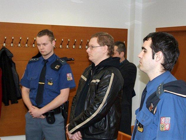 Hlavní líčení a rozsudek s viníkem tragické dopravní nehody Lubomírem Kutáčem.