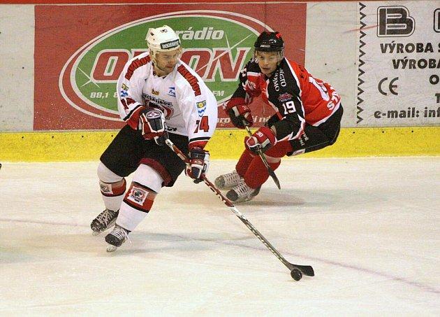Hokejisté Havířova, ač je sužuje marodka, dokáží vyhrávat zápasy.