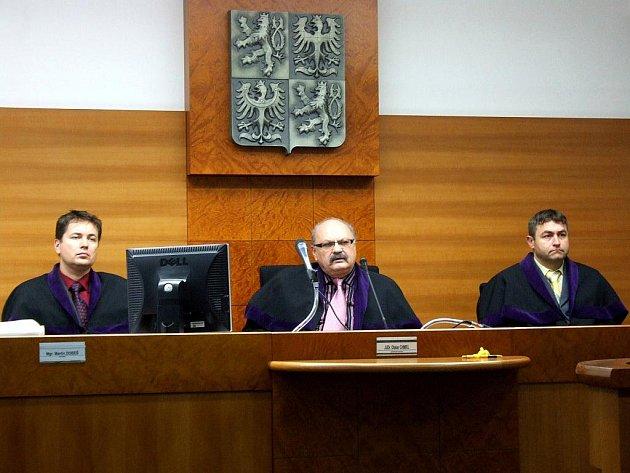Soudní jednání. Ilustrační snímek