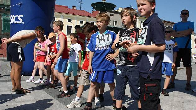 V Karviné se v sobotu běžel 7. ročník Městského běhu