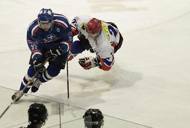 Hokejisté Karviné vyhráli další zápas a v tabulce je před nimi už jen Havířov.