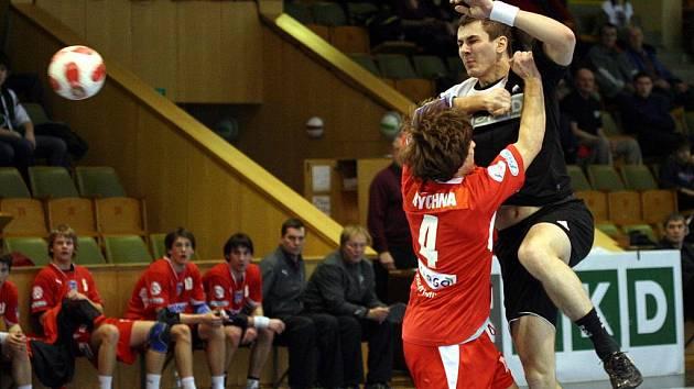 Karvinští házenkáři si dnes zahrají s lucemburským Dudelange v rámci Poháru EHF.
