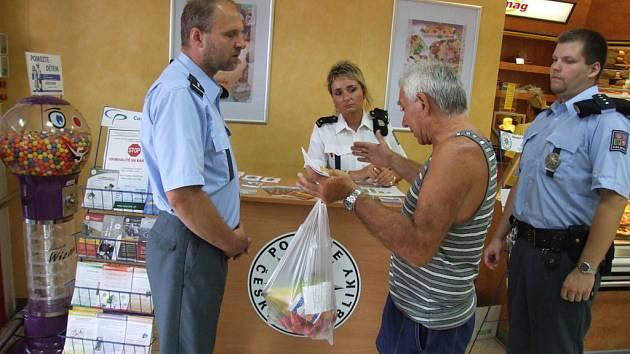Policejní preventivní akce
