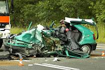 Tragická nehoda v Karviné-Sovinci