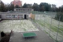 Studenti havířovské hotelové akademie mají k dispozici nové sportoviště.