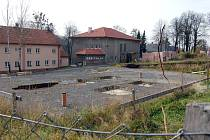 Stavba v Petřvaldě