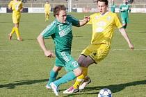 Jaký výsledek si připíší na své konto druholigoví fotbalisté Karviné v derniéře soutěže v Jihlavě?