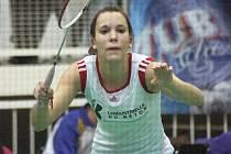 Na badmintonovém mistrovství republiky v Orlové startovali i zahraniční účastníci z Francie či Belgie.